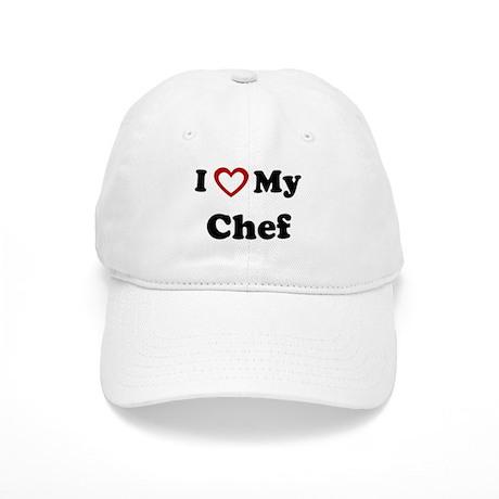 I Love My Chef Cap