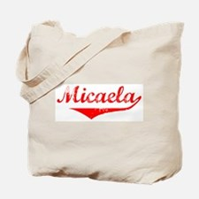 Micaela Vintage (Red) Tote Bag
