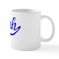 Noah Vintage (Blue) Mug
