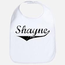 Shayne Vintage (Black) Bib