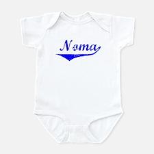 Noma Vintage (Blue) Infant Bodysuit