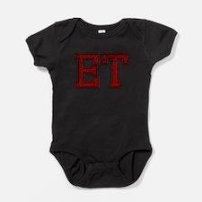Unique Initials Baby Bodysuit
