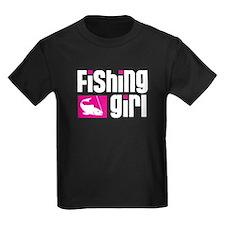 Fishing Girl T