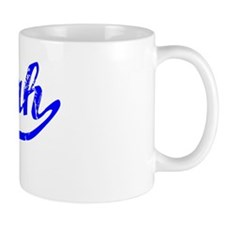 Nyah Vintage (Blue) Mug