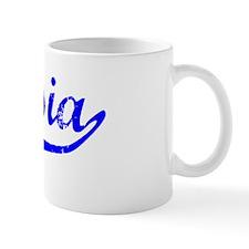 Nyasia Vintage (Blue) Mug