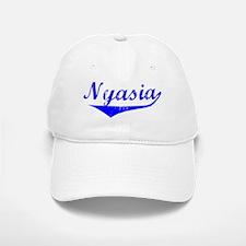 Nyasia Vintage (Blue) Baseball Baseball Cap