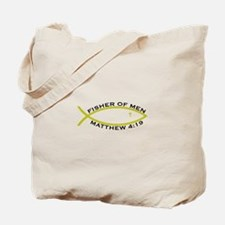 Fisher (YLW) - Tote Bag