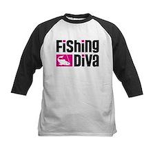 Fishing Diva Tee
