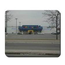 Toys R US LEADED/UNLEADED Mousepad