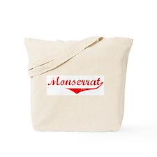 Monserrat Vintage (Red) Tote Bag