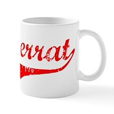 Monserrat Vintage (Red) Mug