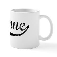 Shyanne Vintage (Black) Mug