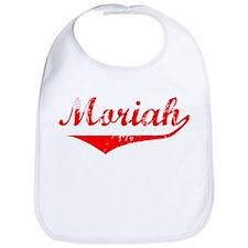 Moriah Vintage (Red) Bib