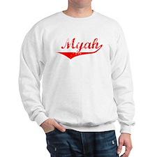 Myah Vintage (Red) Sweatshirt