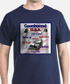 Coonhound USA T-Shirt