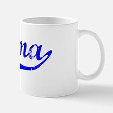 Paloma Vintage (Blue) Mug