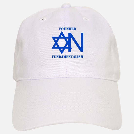Founded On Fundamentalism Baseball Baseball Cap