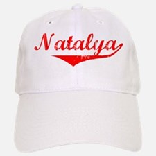Natalya Vintage (Red) Baseball Baseball Cap