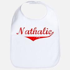 Nathalie Vintage (Red) Bib