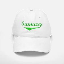 Samara Vintage (Green) Baseball Baseball Cap