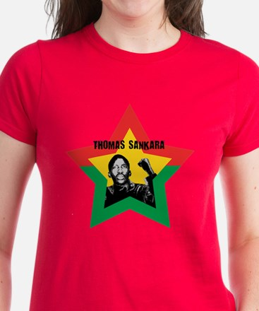 Thomas Sankara Women's Dark T-Shirt