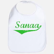 Sanaa Vintage (Green) Bib