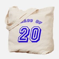 Class Of 20 Tote Bag
