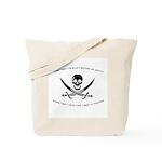 Pirating Artist Tote Bag