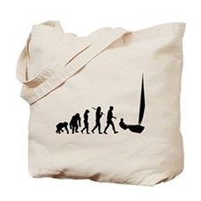 Sailing Evolution Tote Bag