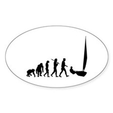 Sailing Evolution Decal