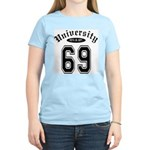 University Women's Pink T-Shirt