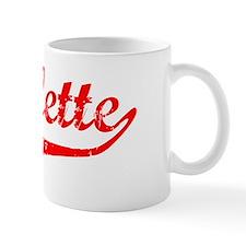 Nicolette Vintage (Red) Mug