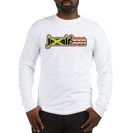 Jamairican Long Sleeve T-Shirt