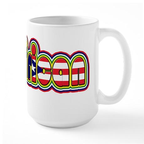 Jamairican Large Mug