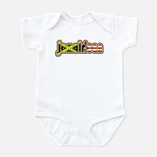 Jamairican Infant Bodysuit