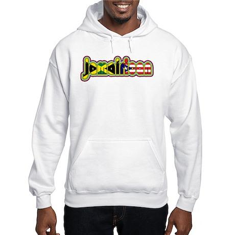 Jamairican Hooded Sweatshirt
