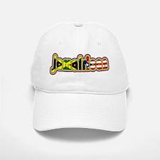 Jamairican Baseball Baseball Cap