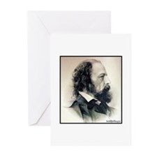Tennyson Greeting Cards (Pk of 10)
