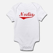 Noelia Vintage (Red) Infant Bodysuit