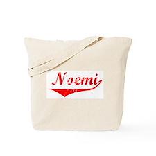 Noemi Vintage (Red) Tote Bag