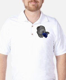 Blue Shar Pei T-Shirt