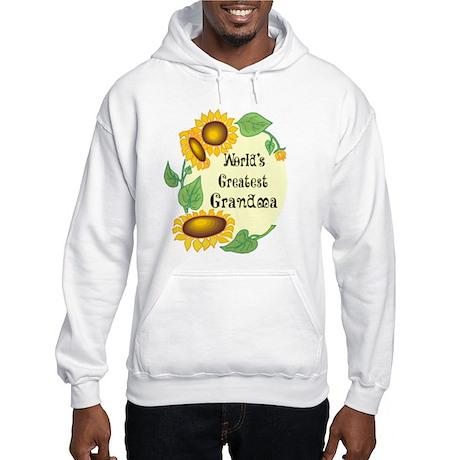 World's Greatest Grandma Hooded Sweatshirt