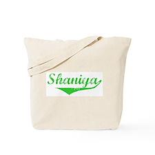 Shaniya Vintage (Green) Tote Bag