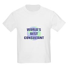 World's Best Consultant T-Shirt