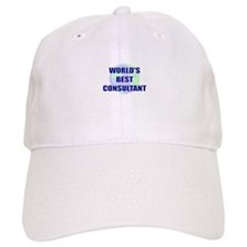World's Best Consultant Baseball Cap
