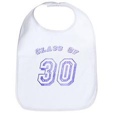 Class Of 30 Bib