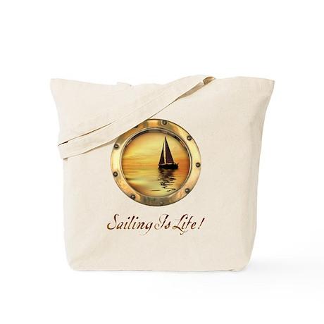 Sailing is Life 1 Tote Bag