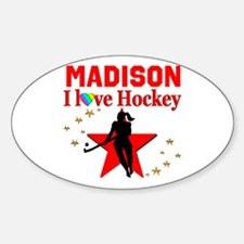 Custom Field Hockey Car Accessories Auto Stickers License - Custom field hockey car magnets