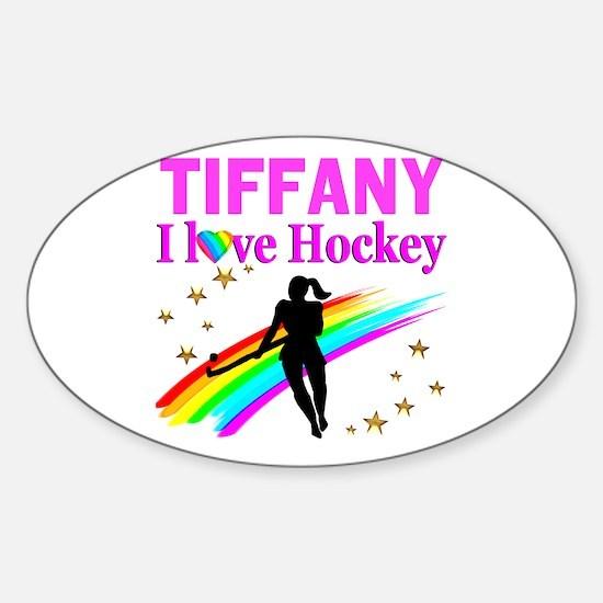 FIELD HOCKEY Sticker (Oval)