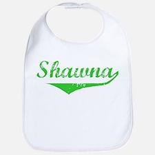 Shawna Vintage (Green) Bib